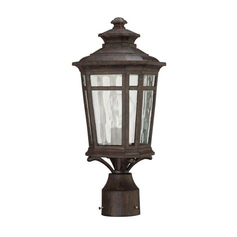 home decorators outdoor lighting home decorators collection waterton 1 light outdoor dark
