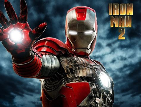 iron man iron man 2 teaser trailer