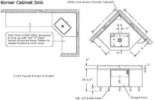 Corner Kitchen Cabinet Dimensions Bathroom Sink Vanity Dimensions Home Design Ideas