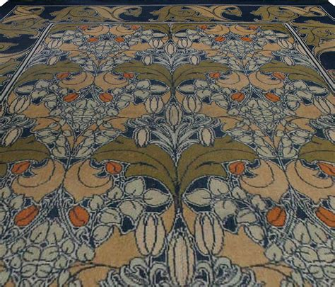 arts and crafts rug arts and crafts voysey rug arts crafts rug vintage rug bb2514 by doris leslie blau