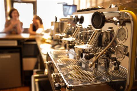 membuka usaha coffee shop jakarta culinary center