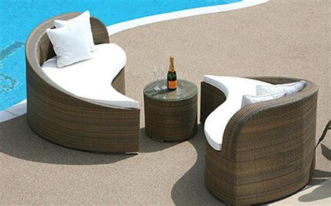 25 Modern Outdoor Furniture Sets That Brighten Up Backyard All Modern Outdoor Furniture
