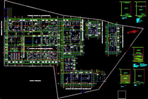 hospital dwg full project  autocad designs cad