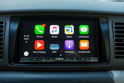 carplay android getting apple carplay and android auto in your car is easier than you think the verge