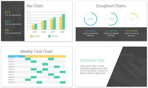 smart goals powerpoint template presentationdeck com