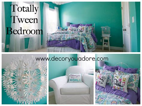 Tween Room Decor Decor You Adore Tween Room Fit For A