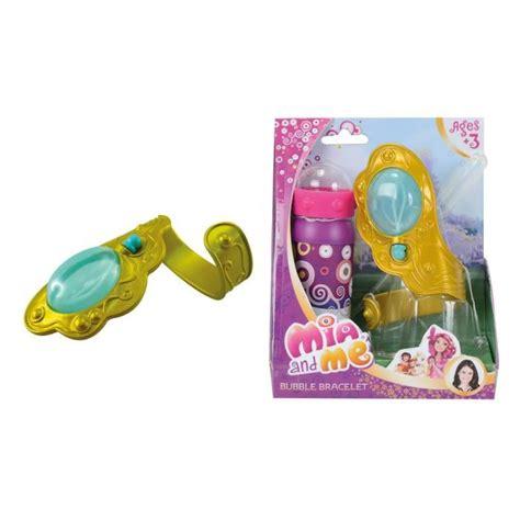 MIA & ME Bracelet bulles de savon   Achat / Vente bulles