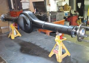 9 Inch Ford Rear End For Sale Ford Nine Inch Rear End Strange Axles For Sale In Salmon