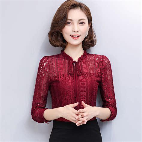 Korean Blouse aliexpress buy blouses brand shirts s summer korean style tops fashion ladie