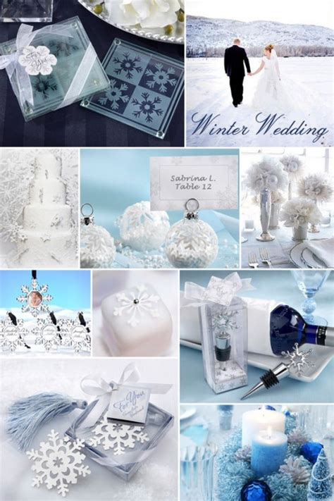 christmas winter wedding gifts wedding decorations