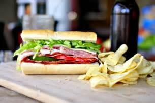 Sub Sandwich Simply Scratch Italian Sub Sandwiches Simply Scratch