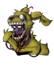 Springtrap by blasticheart on deviantart
