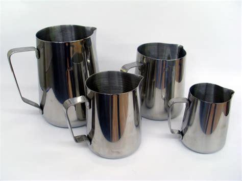 Milchkännchen Edelstahl Tchibo jarra milchkaennchen 0 35l geschirr porzellan togo