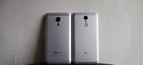 Spesifikasi Hp Xiaomi Redmi Note 3 Pro perbandingan spesifikasi meizu m3 note vs xiaomi redmi note 3 pro berfitur canggih