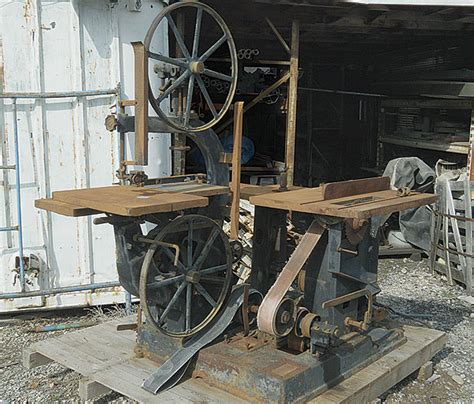 antique woodworking machinery vintage machinery new for iron finewoodworking