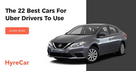 lease uber car 22 quot best quot cars for uber and lyft drivers
