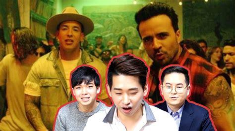 despacito korean reacci 211 n de los coreanos al video musical de quot luis fonsi