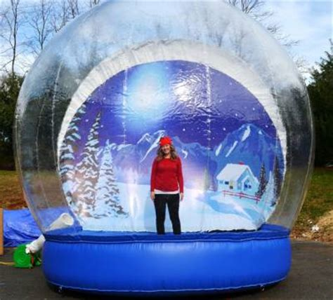 process of manufacturing snow globe snow globe rental 171 los angeles partyworks inc equipment rental interactive