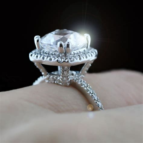 custom design your own made engagement ring