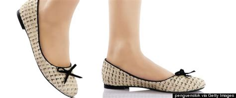 Ft Sintesis Flatshoes what your shoes are really doing to your huffpost