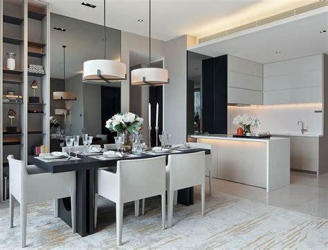 desain dapur gabung dengan ruang keluarga 32 desain ruang makan minimalis sederhana terbaru 2018