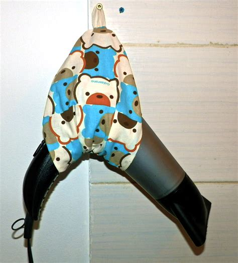 Diy Projects Hair Dryer Holder hair dryer holder sewing projects burdastyle