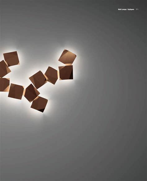 Vibia Origami - vibia origami aplique modulo a lacado blanco mate 4500 03