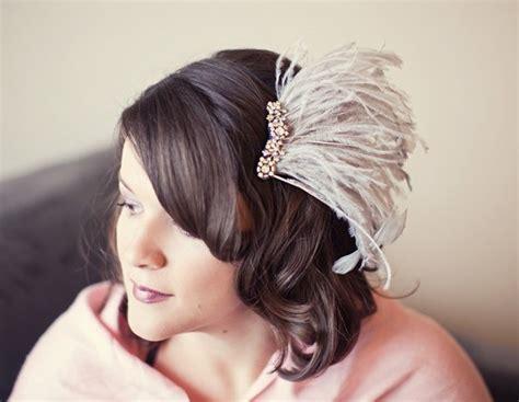 Vintage Bridal Hair Fascinators by Bridal Fascinators In Lieu Of Bridal Veils