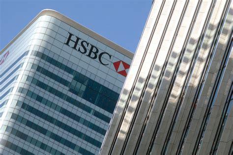 hsbcs canary wharf block  sale  record bn