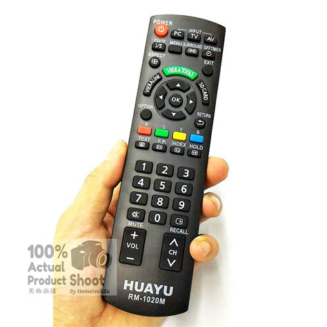 Remote Tv Led Panasonic panasonic led tv remote controller hometech2u