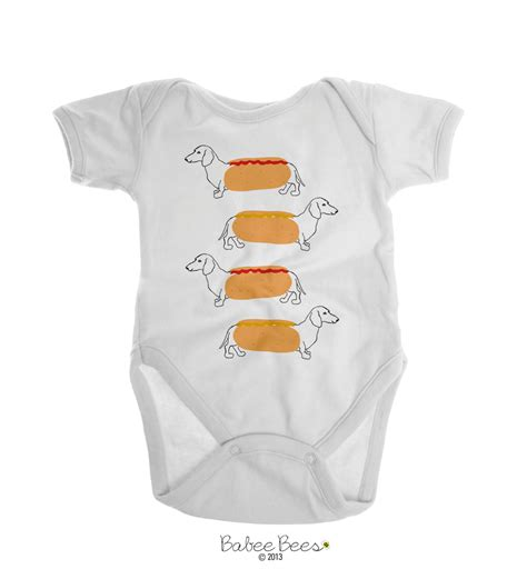 puppies in baby clothes dachshund baby clothes baby clothes baby by emeejoco