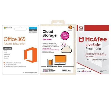 Microsoft Office 365 Personal Bundling Microsoft Office 365 Personal 2 Tb Cloud Storage