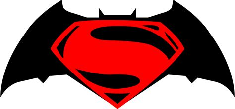 Kalung Logo Superman Vs Batman superman vs batman dawnofjustice logo by animedark2 on deviantart
