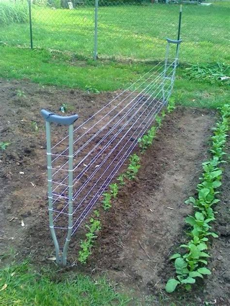 Trellis Materials trellis from recycled materials ideas2live4