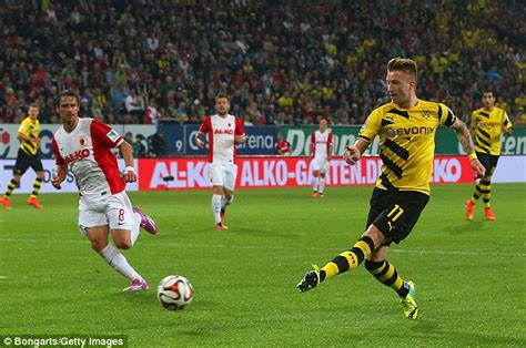 nicholas arsenal should sign utd target to challenge football friends when 90 mins is not enoughmarco reus might well be on his way to