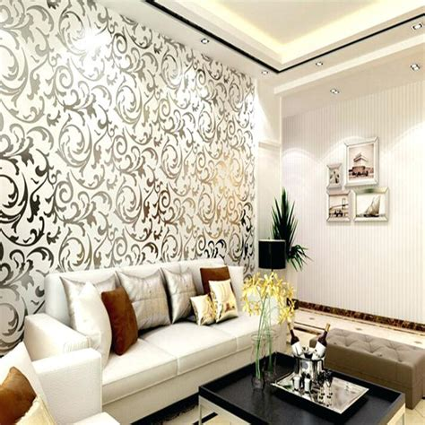 wallpaper for home interiors wallpaper home decor modern audidatlevante com