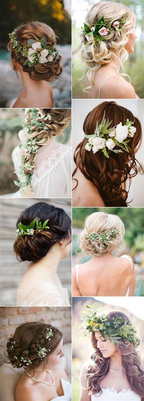 Best Boho Wedding Hairstyles by Bohemian Wedding Ideas Diy Boho Chic Wedding The 36th