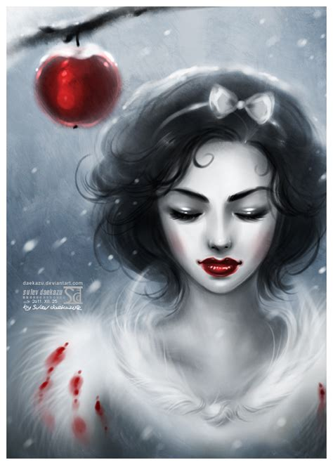 painting snow white snow white by petersm6 on snow white seven