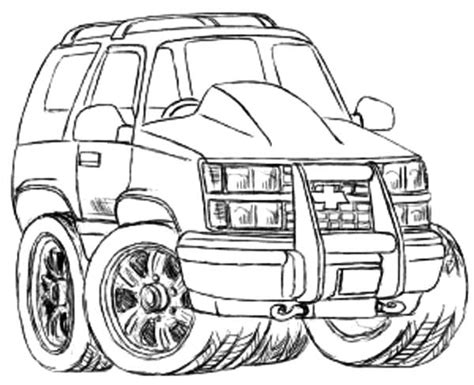 chevy trucks coloring page the gallery for gt chevy coloring pages