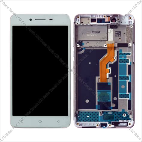 oppo a37 oppo a37 display and touch screen with outer frame