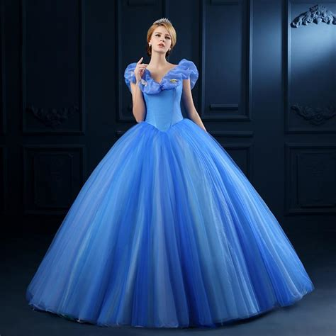 Longdress Cinderella Blue Butlerfly themed prom dresses promotion shopping for promotional themed prom dresses on aliexpress