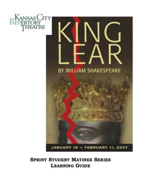 king lear blindness themes king lear blindness quotes quotesgram