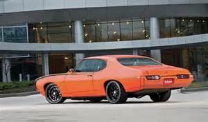 69 Pontiac Gto 69 Pontiac Gto Resto Mod