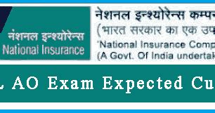 nicl ao exam expected cutoff marks analysis  generalist