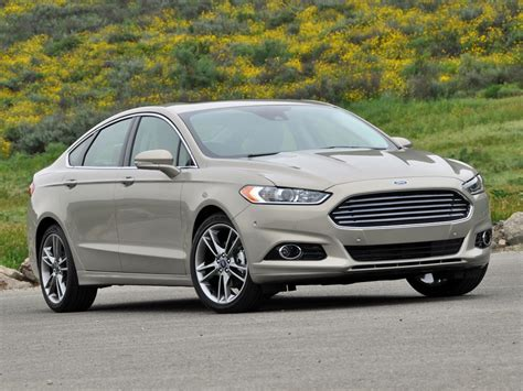 2015 Ford Fusion Titanium by New 2015 2016 2017 Ford Fusion For Sale Cargurus