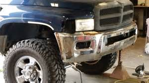 my 4th bumper process dodge cummins diesel forum
