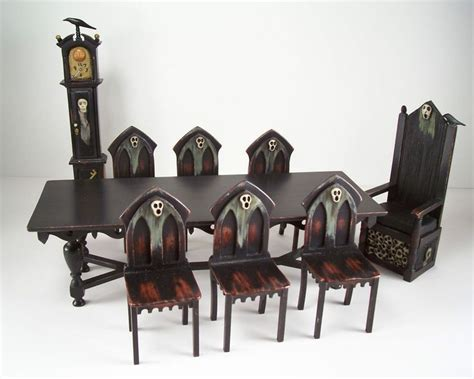 gothic dolls house furniture 65 best my haunted doll house images on pinterest