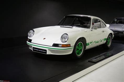 Stuttgart Porsche by Report Pics The Porsche Museum Stuttgart Team Bhp