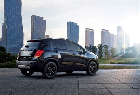 chevrolet trax wheels go with the chevrolet trax midnight with custom wheels