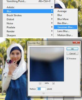 tutorial photoshop membuat efek smudge tutorial cara cepat membuat efek blur pada background